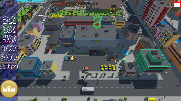 Click and Manage Tycoon STEAM KEY REGION FREE GLOBAL 2019