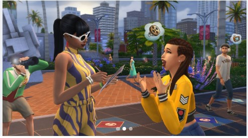 THE SIMS 4 - GET FAMOUS ORIGIN KEY GLOBAL 💎 2019