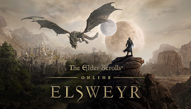 THE ELDER SCROLLS ONLINE: ELSWEYR UPGRADE 💎 GLOBAL KEY