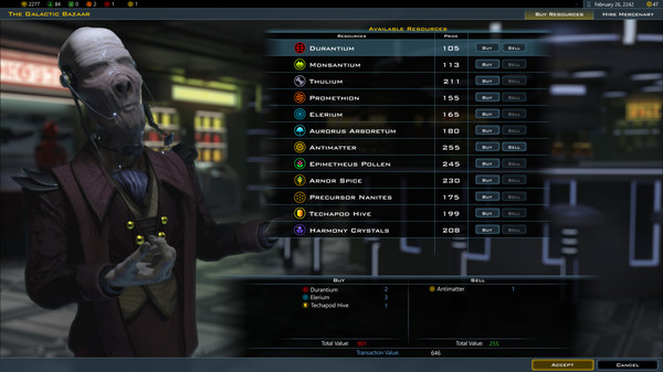 Galactic Civilizations III: Intrigue Expansion STEAM 2019