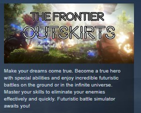 The Frontier Outskirts VR STEAM KEY REGION FREE GLOBAL