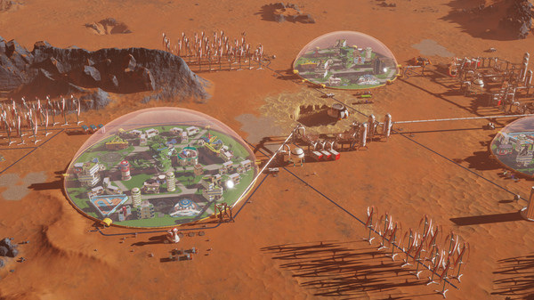 Surviving Mars STEAM KEY REGION FREE GLOBAL 💎