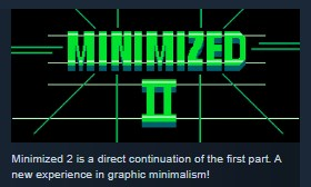 Minimized II STEAM KEY REGION FREE GLOBAL