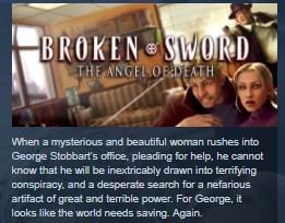 Фотография broken sword 4 - the angel of death 💎steam key лиценз