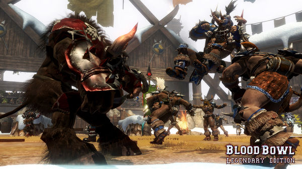 Blood Bowl - Legendary Edition (Steam Key/ Region Free)