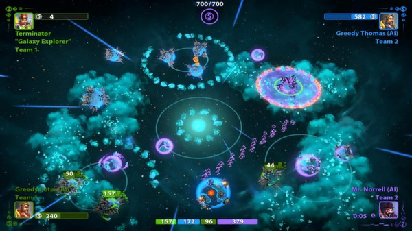 Planets Under Attack STEAM KEY REGION FREE GLOBAL 💎