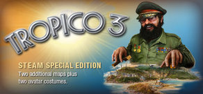 Tropico Trilogy ( Steam Key / Region Free ) GLOBAL ROW