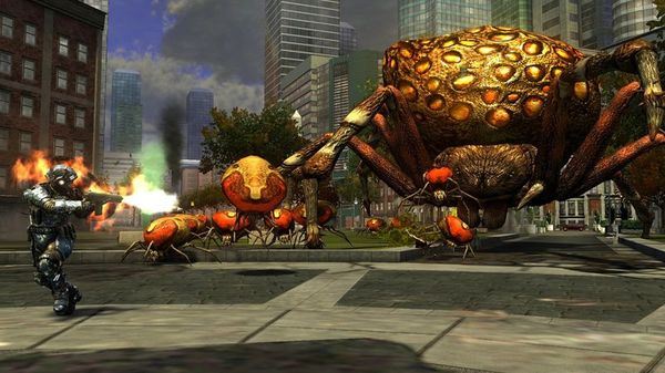 Earth Defense Force: Insect Armageddon + All DLC Steam