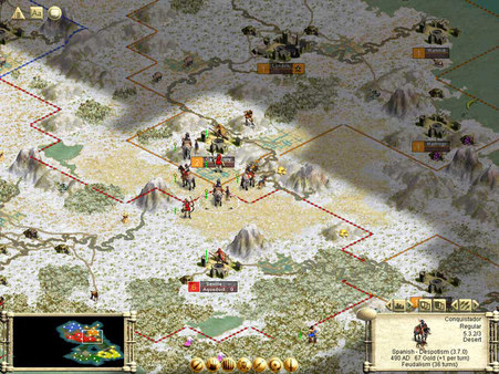 Sid Meier´s Civilization III 3 Complete STEAM GLOBAL