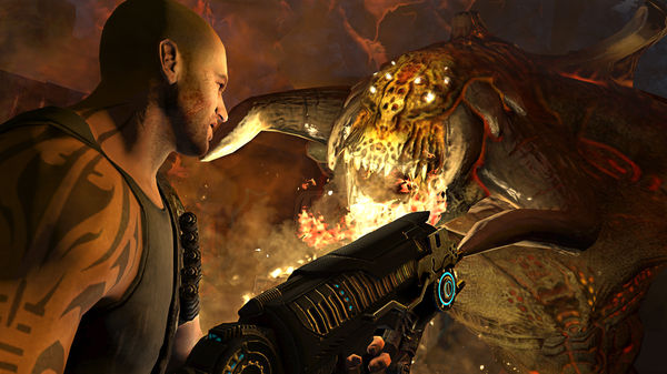 Red Faction Armageddon STEAM KEY RU+CIS LICENSE💎