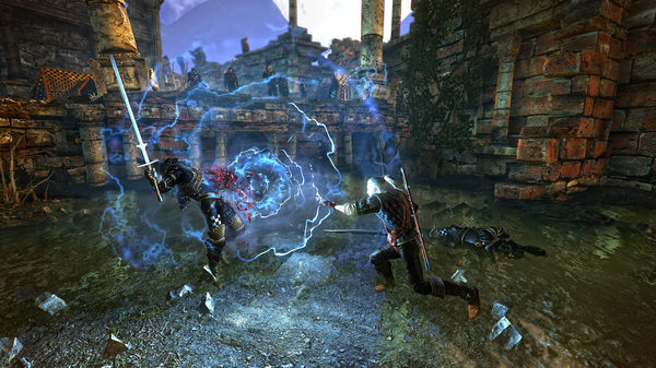 The Witcher 2 Assassins of Kings Enhanced Edition GOG