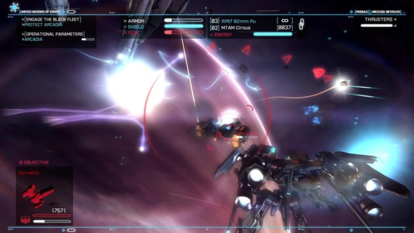 Strike Suit Zero ( Steam Key / Region Free ) GLOBAL ROW