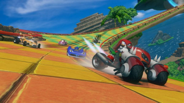 Sonic & All-Stars Racing Transformed STEAM GIFT RU+CIS