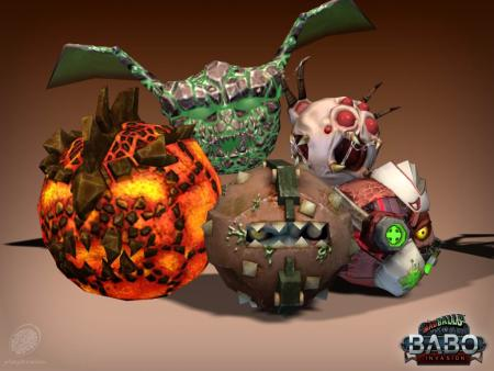 Madballs in Babo: Invasion + 2 DLC STEAM KEYS REG. FREE