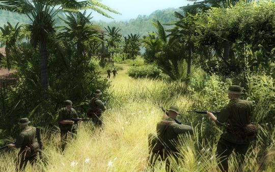 Men of War: Vietnam ( Steam Gift / Region Free )