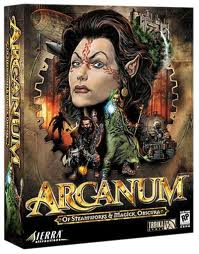 Arcanum: Of Steamworks and Magick Obscura (GOG.COM Key)