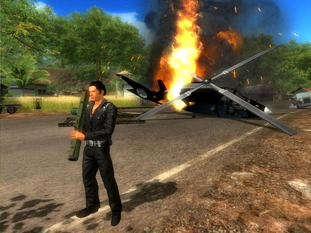 Just Cause 1 ( Steam Gift / Region Free ) GLOBAL ROW