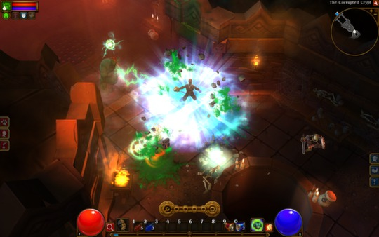 Torchlight II 2 STEAM KEY REGION FREE GLOBAL ROW