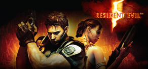 Resident Evil 5 Biohazard STEAM KEY СТИМ КЛЮЧ ЛИЦЕНЗИЯ