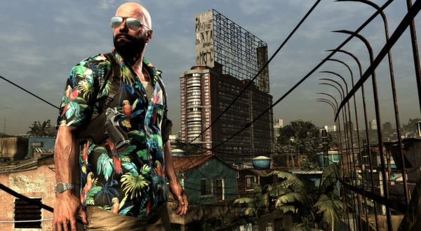 Max Payne 3 STEAM KEY REGION FREE GLOBAL 