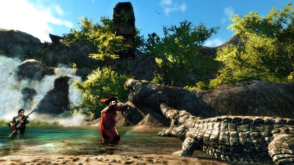 Risen 2: Dark Waters Gold Edition STEAM KEY ЛИЦЕНЗИЯ