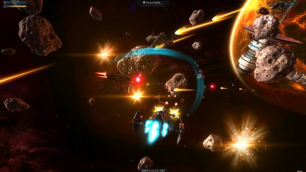 Galaxy on Fire 2™ Full HD STEAM KEY REGION FREE GLOBAL