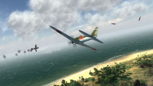 Air Conflicts: Pacific Carriers ( Steam Key / RoW )