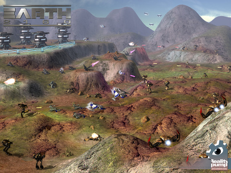 Earth 2160 ( Steam Key / Region Free ) GLOBAL ROW