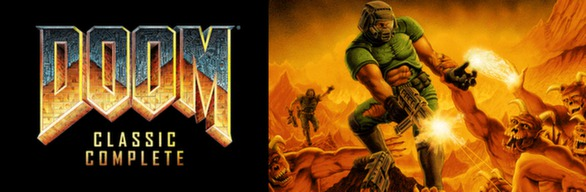 Doom Classic Complete  ( STEAM KEY RU + CIS )