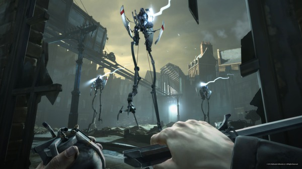 Dishonored - Void Walker Arsenal ( Steam Gift / RoW )