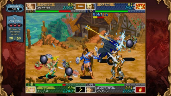 Dungeons & Dragons Chronicles of Mystara STEAM GLOBAL