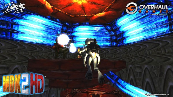 MDK2 HD  ( Steam Gift / Region Free )
