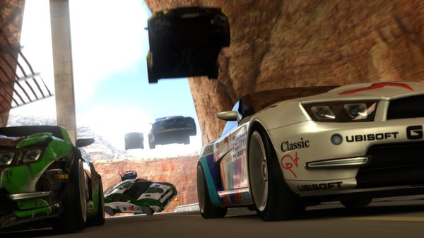 TrackMania² 2 Canyon ( STEAM GIFT RU + CIS )