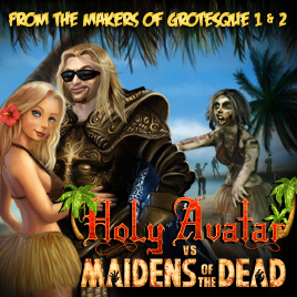 Holy Avatar vs. Maidens of the Dead  DESURA KEY