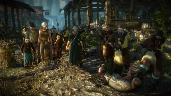 The Witcher 2 Assassins of Kings Enhanced Edition STEAM