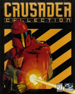 Crusader: No Remorse + Crusader: No Regret GOG.COM KEY