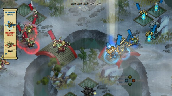 Skulls of the Shogun STEAM KEY REGION FREE GLOBAL ROW