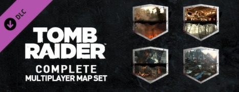 Tomb Raider: Multiplayer Map Pack Bundle Steam Gift ROW
