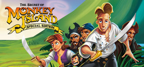 Monkey Island Special Edition Bundle STEAM KEY LICENSE