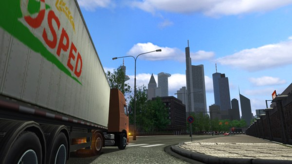 Euro Truck Simulator (Steam Gift / Region Free)