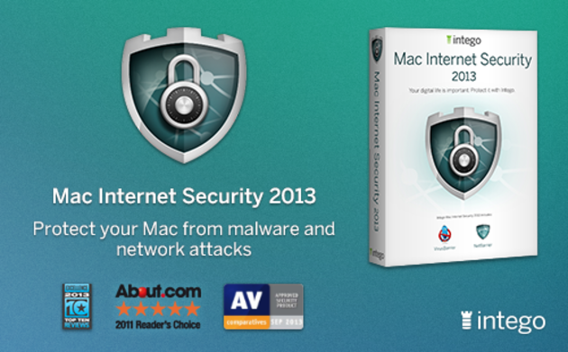 Mac Internet Security - 1 Year Key