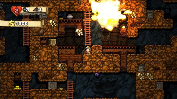 Spelunky ( Steam Key / Region Free ) GLOBAL ROW