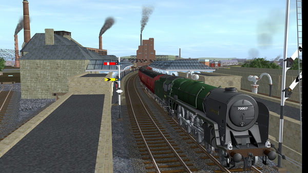 Trainz: Settle & Carlisle STEAM KEY REGION FREE GLOBAL