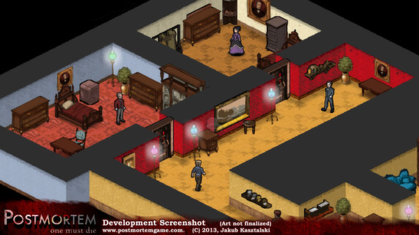 Postmortem: One must die Extended Cut STEAM KEY GLOBAL