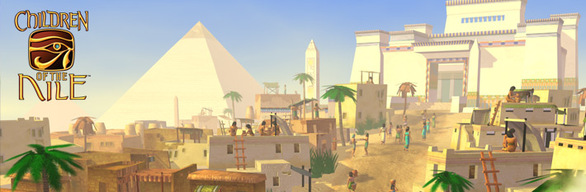 Children of the Nile Pack  ( Steam Key / Region Free )