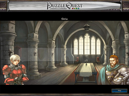 PuzzleQuest: Challenge of the Warlords STEAM Gift ROW
