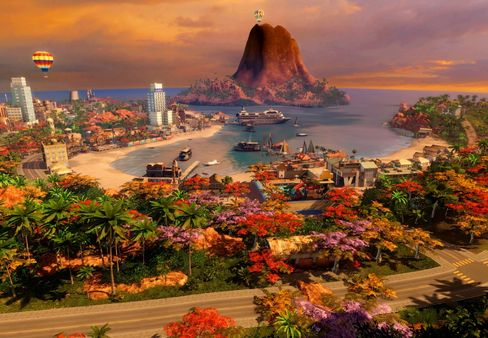 Tropico 4: Steam Special Edition STEAM KEY REGION FREE