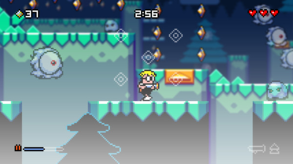 Mutant Mudds Deluxe ( Steam Key / Region Free )
