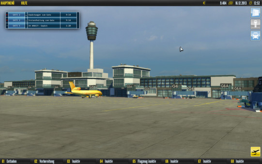 Airport Simulator 2014 STEAM KEY REGION FREE GLOBAL