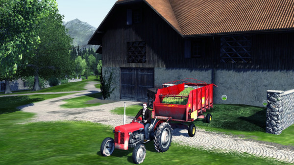 Agricultural Simulator: Historical Farming  STEAM KEY